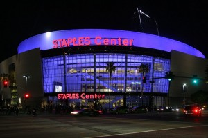 Staples-Center-at-night