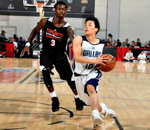 Yuki-Togashi-in-Mavs-Summer-League